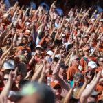 Texas fans.